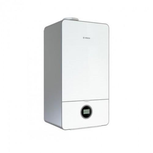 Dujinis katilas Bosch Condens 2300iW 15/25C su momentiniu vandens ruošimu