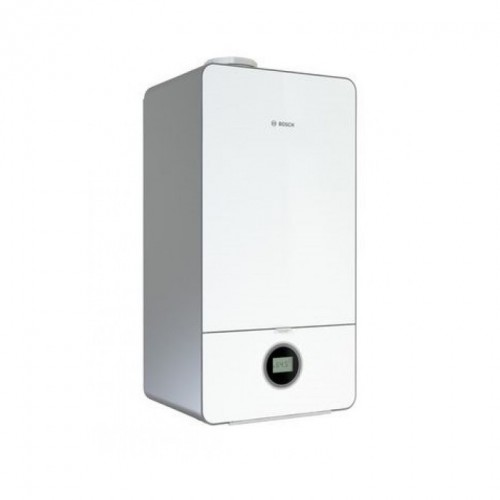 Dujinis katilas Bosch Condens 2300iW 24/25C su momentiniu vandens ruošimu