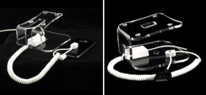 Akriliniai apsaugos stendai telefonams ir planšetėms XTRIM