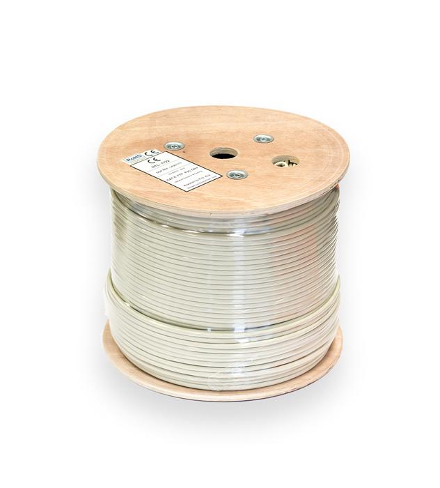 FTP kabelis LTECH CAT6 (vidaus kabelis, ritė - 305 m)