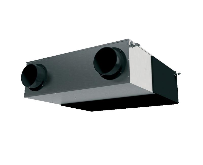 Plokštelinis rekuperatorius Electrolux EPVS-1300