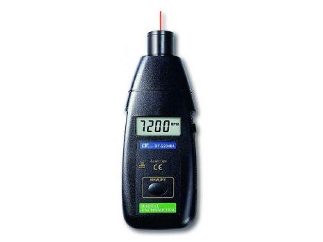 Stroboskopas / optinis tachometras Lutron DT 2234BL