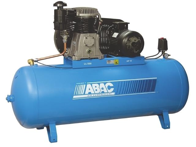 Stacionarus stūmoklinis kompresorius ABAC B7000/500 15BAR