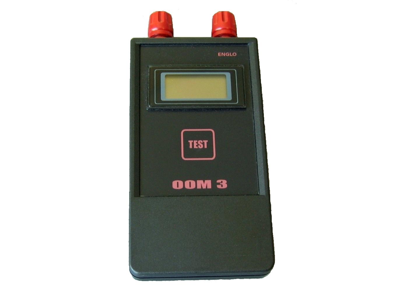 Skaitmeninis grandinės testeris OOM-3